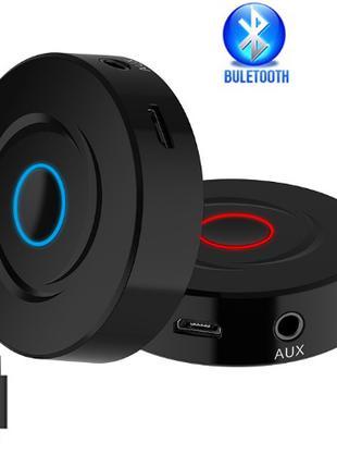 Приемник стерео передатчик Bluetooth Блютус AUX 3.5мм зарядка Акб