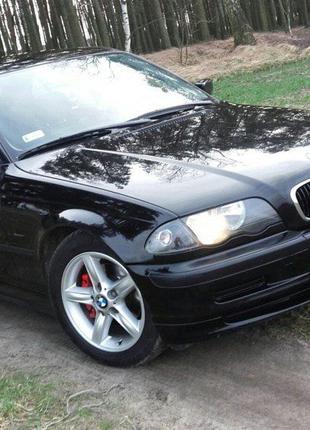 Разборка BMW E46 M47D20 Запчасти (Розбірка БМВ Е46 320, шрот К...