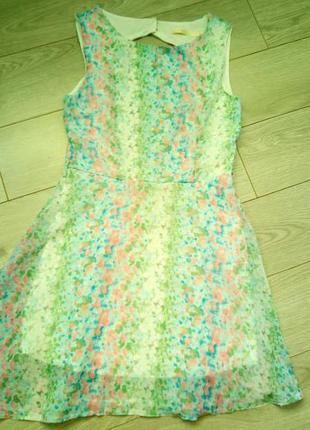 Розпродаж!!!! всього 65 грн     літнє шифонове плаття