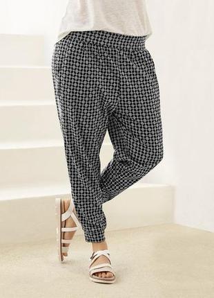 Женские летние бриджи, рюки,штаны гаремки от бренда esmara гер...