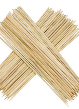 Палочки для шашлыка 25 см. (100 шт.)
