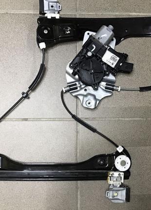 Механизм стеклоподъемника передней левой двери Chevrolet Volt 11-