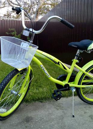 Велосипед Azimut beach cruiser