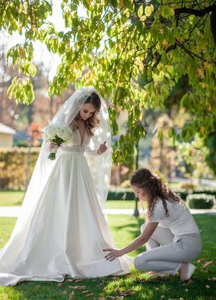 Весільна сукня Kylie від Eva Lendel