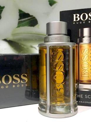 Hugo Boss The Scent men_Оригинал EDP_7 мл затест туал.вода