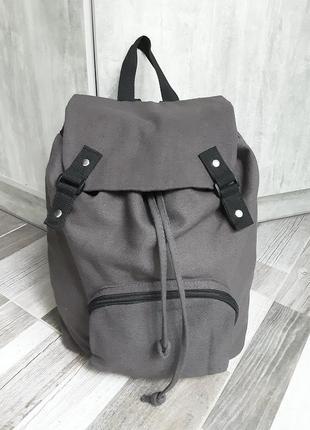 Льняной вместительный рюкзак axe