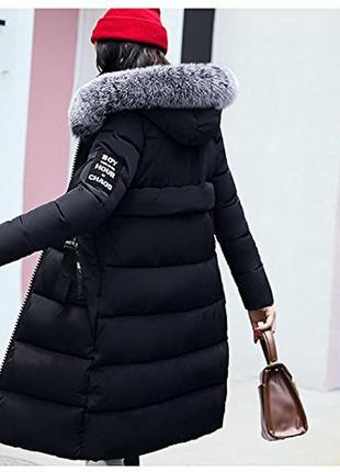 Красиве і тепле зимове пальто пуховик куртка 💖💖💖 розпродаж 💖💖💖
