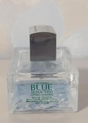 Blue seduction antonio banderas woman туалетная вода для женщи...