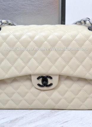 Женская сумка в стиле  шанель  chanel