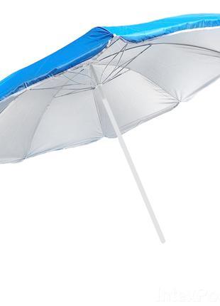 Зонт пляжный IntexPool 72060, 180 см, голубой