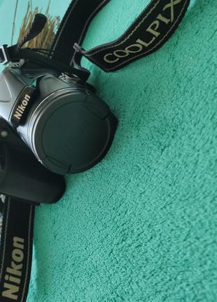 Фотоапарат Nikon Coolpix L830