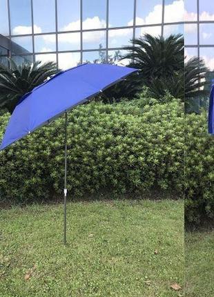 Зонт пляжный IntexPool MH-2712, 162 см, синий