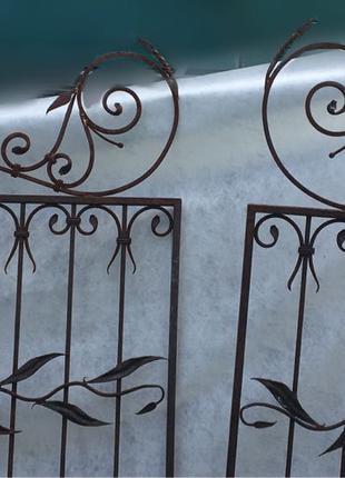 Ворота, ворота с калиткой