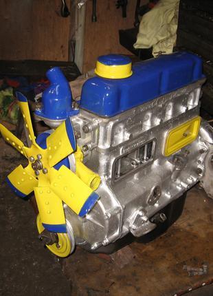Двигун 402 Газ 21 Газ 24 Газ 69