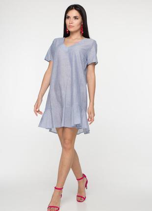 Легкое летнее платье (м000015/а )