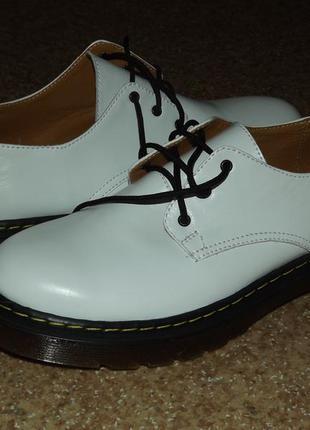 Туфли ботинки  dr. martens 1461