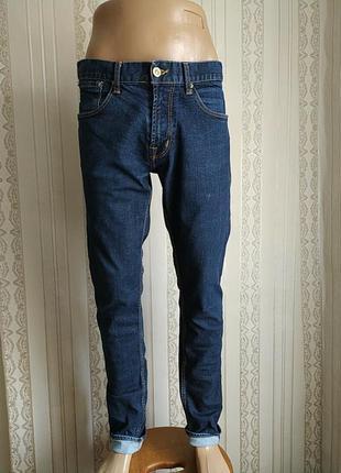 Мужские узкие джинси zara