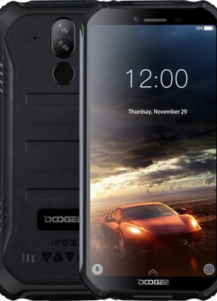 DOOGEE S40 3/32 IP68 Black