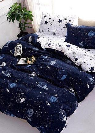 Комплект  постельного  белья «Космополис»