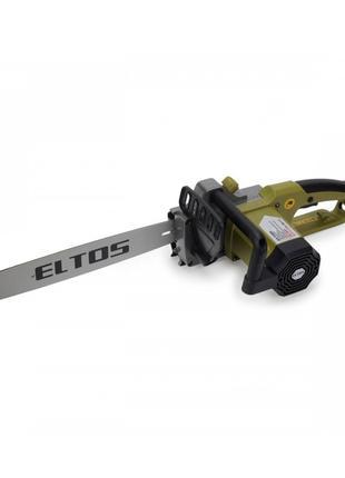 Пила цепная электрическая с боковым приводом Eltos ПЦ-2650 металл