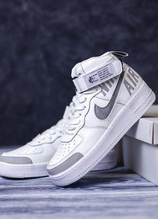 👟 кроссовки nike air force mid / наложенный платёж👟