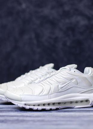 👟 кроссовки nike air vapor max plus белые/ наложенный платёж👟