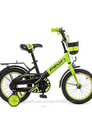 Профи Original 14,16,18,20 дюйм велосипед детский двухподвесный