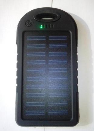 Повер банк Портативное зарядное устройство Solar 10800 l