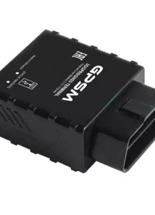 GPS трекер CAN OBD2 - Контроль топлива на легковых авто
