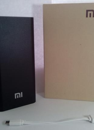 Повер банк Портативное зарядное Power Bank Xiaomi Mi 20800