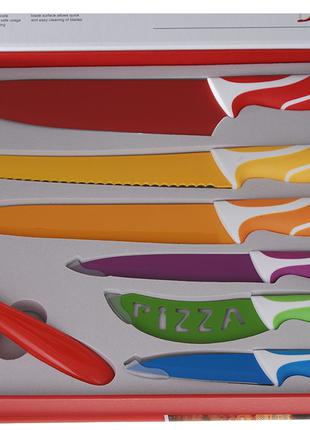 Набор ножей Super Lux с керамическим покритием