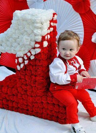 Праздничный костюм мальчику на годик