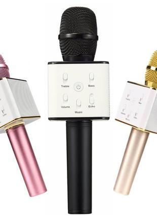 Микрофон-караоке беспроводной Bluetooth 9Q