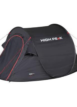 Намет High Peak Vision 2 Black (928262)