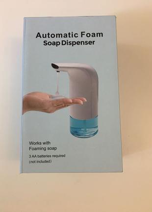 Автоматический дозатор мыла от Xiaomi