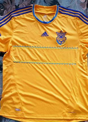 Футболка ADIDAS сборной Украины по футболу