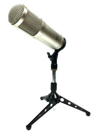 Marshall MXL 910 конденсаторный студийный микрофон + подставка