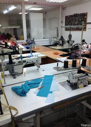 Швейный цех возьмёт на отшив любые изделия,кроме трикотажа