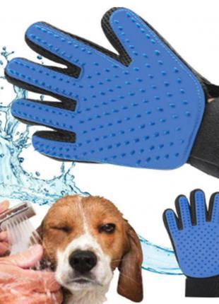 Перчатка для домашних животных True Touch