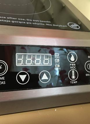 Плита Индукционная Stalgast 3500w HoReCa