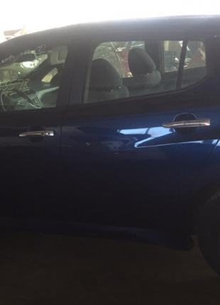 Разборка запчасти дверь крыло бампер Nissan Leaf Ниссан Лиф 2 201