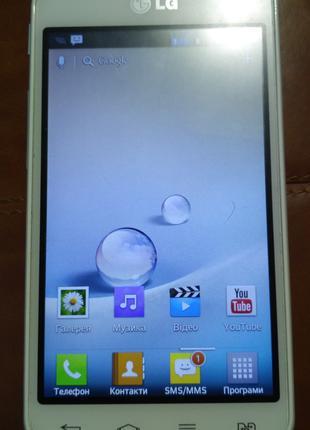 Дисплейный модуль LG Optimus L5 II Dual E455