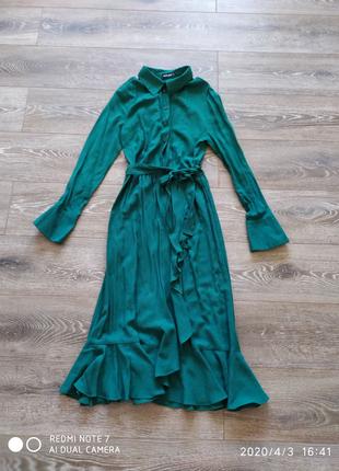 Платье миди Must have