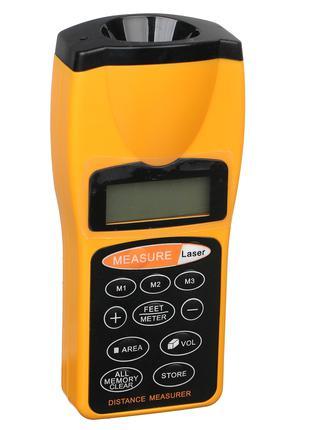 Лазерный дальномер UltraSonic CP-3007