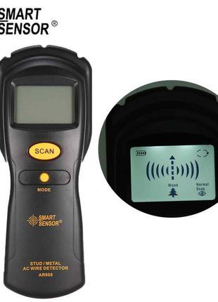 Искатель проводов Smart Sensor AR 906 Digital Metal Detector