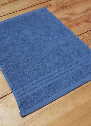 Полотенце кухонное джинс 30 х 40 см miomare