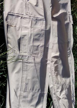 Американские военные штаны, бежевые, оригинал