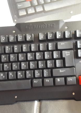 Беспроводная мышь и клавиатура HK 6700