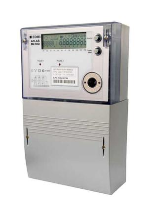 Трьохфазний багатотарифний лічильник (счетчик) ATLAS MK10D