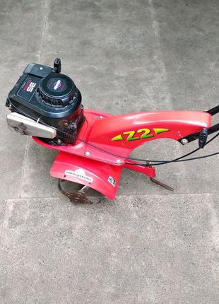 Культиватор - Euro Z2, Италия (дв-ль Briggs & Stratton - 3.5 л)